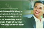 Những câu nói truyền cảm hứng của Chủ tịch Viettel Nguyễn Mạnh Hùng