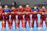 Lịch thi đấu giải Futsal Đông Nam Á 2017, Lịch trực tiếp ĐT Futsal Việt Nam