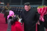 Clip: Người dân Triều Tiên hân hoan chào đón ông Kim Jong-un