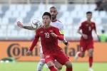 Tuyển Việt Nam là số 1 Đông Nam Á tại Asian Cup 2019 với nhiều chỉ số đáng nể