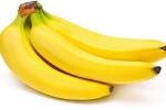 Chuối cho bữa ăn nhẹ của thực đơn giảm cân nhanh