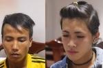 Cặp tình nhân 'rởm' thực hiện hàng loạt vụ trộm xe máy liên tỉnh