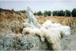 Nổ mìn trong lúc thi công làm đường, 4 người thương vong tại Cao Bằng
