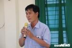 Xuc pham thay giao vi chiec quan short cua con gai: Chong den truong xin loi thay vo hinh anh 2