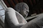 Video: Tượng phật nặng 200 tấn mạ đồng đen trong ngôi chùa sở hữu thiên thạch Mặt Trăng