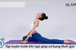 6 động tác giúp giảm mỡ bụng hiệu quả