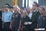 Video: Xúc động tiễn biệt phi công huyền thoại Nguyễn Văn Bảy