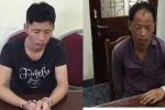 Khoi to 2 ten cuop Trung Quoc tong xe canh sat roi bo chay o Mong Cai hinh anh 1