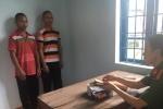 Truy tố 2 thanh niên nghiện game cướp tiền ở tiệm tạp hóa