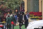 Anh: Xe boc thep tien ve ga Dong Dang bao ve an ninh truoc gio don Chu tich Kim Jong Un hinh anh 7