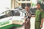 Gã trai táo tợn chém tài xế, cướp taxi đem bán