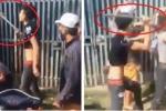 Triệu tập nhóm thanh niên cầm gậy đánh cô gái trẻ