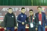 HLV Chu Đình Nghiêm: Hà Nội FC tôn trọng đối thủ, muốn vượt vòng bảng AFC Cup