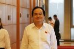 Bộ trưởng Giáo dục Phùng Xuân Nhạ: 'Tôi sẽ cố gắng hơn nữa sau đợt lấy phiếu tín nhiệm'