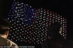 Video: Căn cứ không quân Mỹ có màn ăn mừng ngày Quốc khánh 'độc nhất vô nhị'
