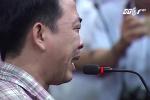 Video: Nguyên Tổng giám đốc VN Pharma bật khóc xin tại ngoại để chăm vợ bầu