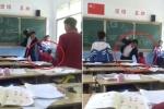 Clip: Thầy giáo tàn nhẫn trút 'mưa roi' mặc học sinh gào khóc xin tha