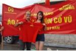 Chu doanh nghiep xuong duong tang 5.000 ao sao vang co vu Olympic Viet Nam hinh anh 4