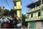 Thanh sắt rơi trúng taxi khiến người đàn ông thiệt mạng: Triệu tập nhóm công nhân