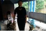 Đột nhập nhà máy sang chiết gas nghi 'cắt tai, mài vỏ' ở Hòa Bình
