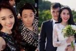 Trấn Thành - Hari Won, Thủy Tiên - Công Vinh và những đôi vợ chồng hạnh phúc của showbiz Việt