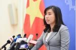 Trung Quốc hoạt động ở Biển Đông, Việt Nam phản ứng thế nào?