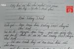 Thầy giáo Thái Bình nhắn tin 'gạ tình' nữ sinh viết gì trong bản tường trình?