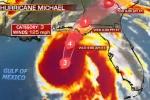 Siêu bão 'quái vật' Michael tăng cường cấp nguy hiểm trước khi đổ bộ vào Mỹ