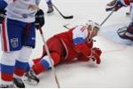 Xem Tổng thống Putin cực 'ngầu' khi chơi khúc côn cầu trên băng