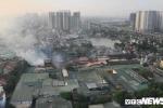 Sau vụ cháy lịch sử, đất vàng nhà máy Rạng Đông có còn hấp dẫn?