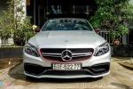 Chi 4,6 tỷ, Cường đô la đưa Mercedes C63S vào bộ sưu tập siêu xe trăm tỷ