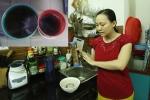 Hãi hùng ký sinh trùng lổm ngổm trong nước sinh hoạt ở khu đô thị Hà Nội