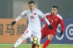 Quang Hải: 'U23 Việt Nam không chịu áp lực khi đấu U23 Iraq'