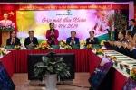 Chủ tịch Quốc hội chúc Tết tại Vietcombank nhân dịp đầu xuân Kỷ Hợi 2019