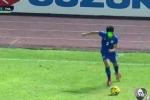 Thái Lan tố CĐV Indonesia chiếu đèn laser vào mặt cầu thủ