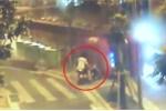 Clip: Pha tai nạn 'thần chết ngủ quên' khiến dân mạng dựng tóc gáy