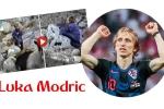 Video: Siêu sao Luka Modric của Croatia đi chăn dê lúc 5 tuổi