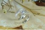Giới trẻ ngỡ ngàng trước vẻ đẹp của Bộ sưu tập Nhẫn cưới Diamond Shine