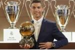 Clip: Ronaldo bảnh bao nhận Quả bóng vàng 2016