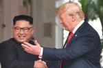 Tổng thống Mỹ Donald Trump phát biểu bất ngờ về Triều Tiên trước hội đàm
