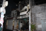 'Bà hỏa' ghé thăm 2 lần trong đêm, xưởng sản xuất trái cây nhựa bị thiêu rụi