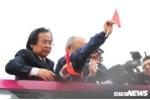 Ông Nguyễn Lân Trung phủ nhận nhắn tin kêu gọi đề cử Phó Chủ tịch VFF