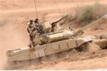 Ấn Độ ra mắt 'bản dị' của xe tăng T-90