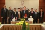 Petrovietnam ký kết hợp tác với Zarubezhneft tại Đông Bắc Mỏ Rồng