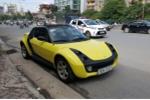 'Của hiếm' Smart Roadster giá 340 triệu đồng: Tí hon như ô tô mô hình
