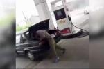 Đánh vợ dã man rồi nhét vào cốp ôtô