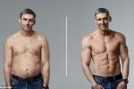Quý ông 45 tuổi 'lột xác' ngoạn mục sau 3 tháng khổ luyện