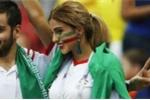 Bức ảnh nữ cổ động viên Iran tại World Cup 'gây bão' mạng xã hội Nga