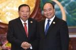 Ưu tiên cao nhất cho quan hệ Việt-Lào