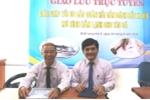 GIAO LƯU TRỰC TUYẾN: Giải pháp tối ưu bảo quản hải sản đánh bắt xa bờ - Mô hình hầm lạnh cho tàu cá